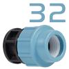 Фурнитура ПВХ 32 мм