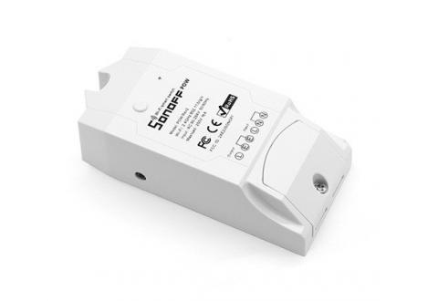Wifi реле с измерением энергопотребления Sonoff Pow R2