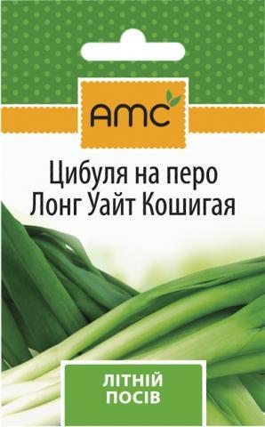 "Лук Лонг Уайт Кошигая ""на перо"" (1гр) -AMC"