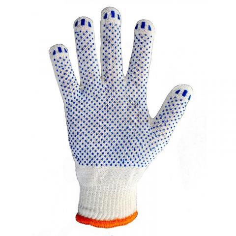 Перчатки универсальные белые - VIVA