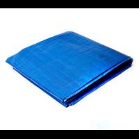 Тент синий 65 г/м², размер: 2х3 м