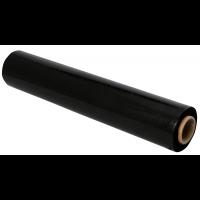 Плёнка мульчирующая черная, размер 100х1,2 м, толщина 25 микр - Израиль
