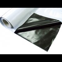 """Пленка черная-белая трехслойная для силосования """"СОЮЗ"""" 120 мкм, 12х25 м"""
