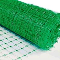 Сетка вольерная зеленая, размер: ячейки 30х30мм, рулона 1х50м