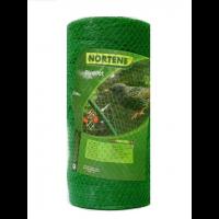 Сетка защита от птиц зеленая Agreen, 4х50 м, (ячейка 18х18 см) - Украина