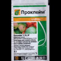 Проклейм в.р.г. 4г (емамектину бензоату 50г/кг) - Syngenta
