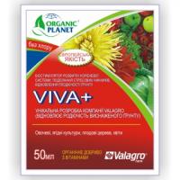 VIVA+ (розвиток кореневої системи, відновлення родючості) 25мл - Valagro