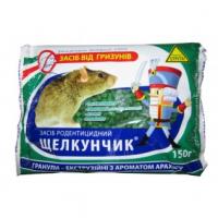 ЩЕЛКУНЧИК  від крис і мишей (150г, гранули) - АгроМаг