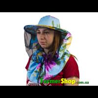 Маска-шапка пчеловода простая