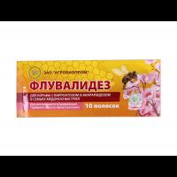 Флувалидез, полоски (акарапидоз, варроатоз)