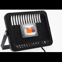 Прожектор светодиодный 30 W для роста растений, мультиспектр 400-840nm