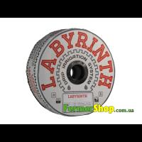"Капельная лента ""Labyrint"" 1000м, расстояние капельниц 30 см, 8mil - Украина"