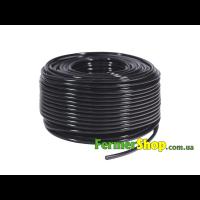 Трубка ПВХ чёрная, 5мм для микроджетов - Турция