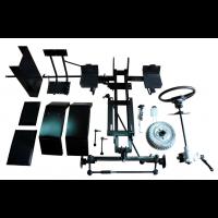 Комплект для переоборудования мотоблока в мототрактор №1 (механическая тормозная система)