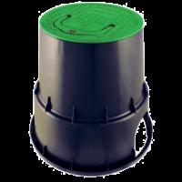 Монтажный короб PZCM D 25 H 261 мм. круглый