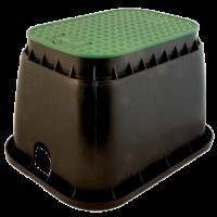 Монтажный короб 113 PLUS прямоугольный 33 х 40 х 28мм