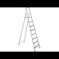 Стремянка «ЕВРО» 8 ступенек - BUDOWA