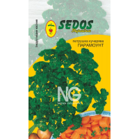 Петрушка кучерявая Парамаунт (1,5г инкрустированных семян) -SEDOS