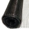 """Сетка вольерная """"Добра сіточка"""" чёрная, размер: ячейки 12х12мм, рулона 100х1м - Италия"""