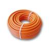 Шланг газовый оранжевый d - 9 мм, h - 3мм, 50 м - Польша