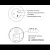 Беспроводной Wi Fi датчик утечки газа Pa 210W