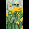 Огурцы КОНКУРЕНТ (50 дражированных семян) -SEDOS