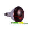 Лампа инфракрасная ИК-ЗК, 175 Вт