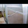 """Теплица """"Садовод Агро-1м"""" из оцинкованной профильной трубы под поликарбонат"""
