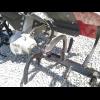 Фреза ротоватор на ось колес для мотоблока WEIMA WM1100