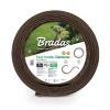 Бордюр газонный - BRADAS, коричневый