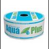 """Капельная лента """"AquaPlus"""" 1000 м, расстояние капельниц 30 см, 8mil - Украина"""