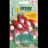 Редис Французский завтрак (100 дражированных семян) -SEDOS