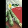 Кабачок-цукини Зебра (2,5г инкрустированных семян) -SEDOS